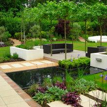 Contempory gardens