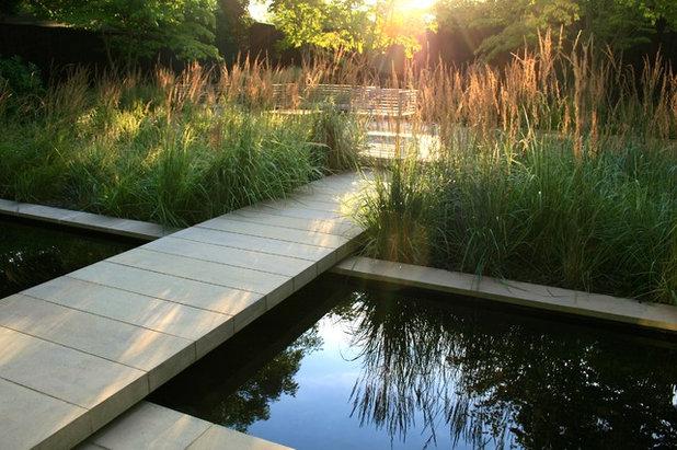 Modern Garten by Annie Pearce