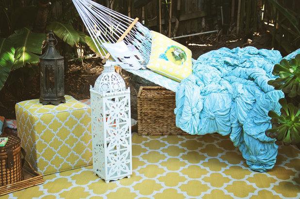American Traditional Garden by Cuckooland