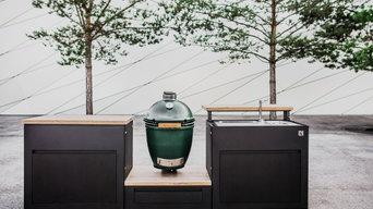 TOKC - Grillzimmer Outdoor Kitchen