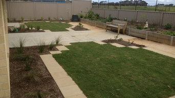 Torquay garden
