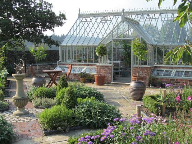 Windy English Plot Becomes a Kitchen Garden