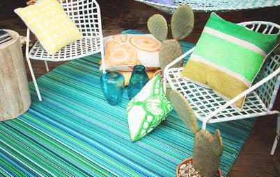 この春は、自宅の庭でピクニック!
