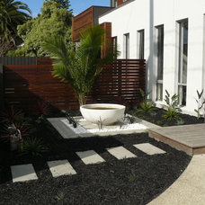 Tropical Landscape by Tony Blackford Landscaping & Paving