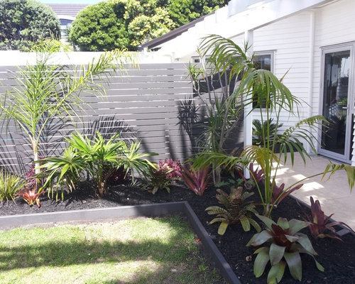Auckland outdoor design ideas remodels photos with mulch for Landscaping auckland