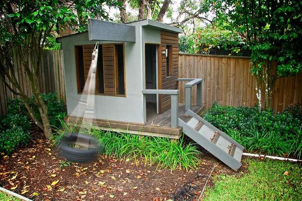 コンテンポラリー 庭 by Art in Green