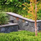 Semi Formal Garden Traditional Landscape Sydney By