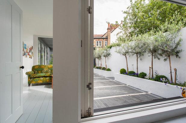 Garden by Morgan Harris Architects Ltd