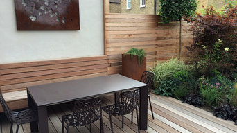 Urban Clapham Garden Design, South London