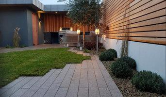 Urban Garden designed by Paul Martin
