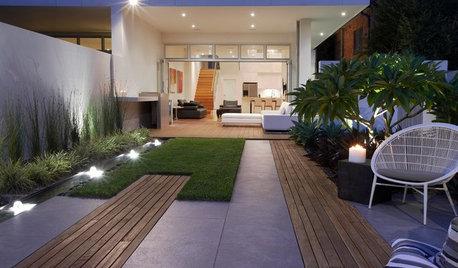 Pregunta al experto: ¿Qué puedo hacer si mi jardín es largo y estrecho?