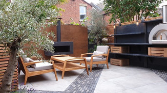 Urban Outdoor Living Room