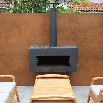 Urban Outdoor Living Room