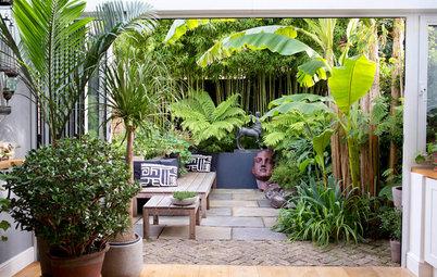 16 of the Best Small Urban Garden Ideas