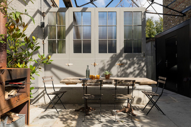 Industriel Jardin by Imperfect Interiors