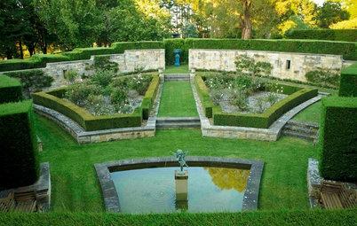 Gartenstile kurz erklärt: Der formelle Garten