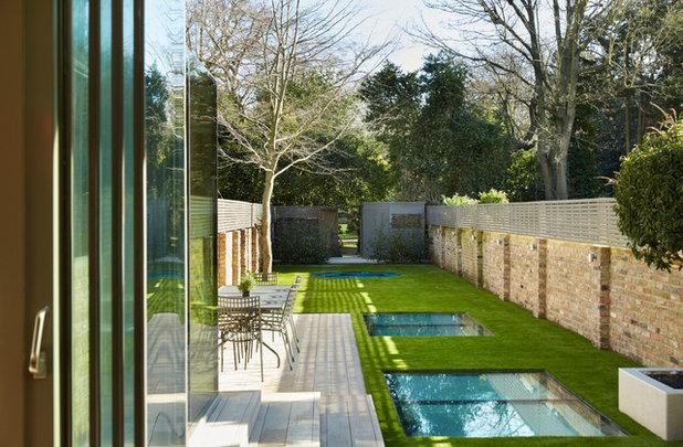 Contemporary Garden by Ensoul Ltd