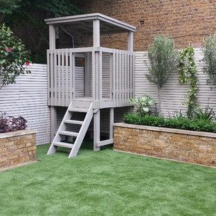 Klassischer Garten in London