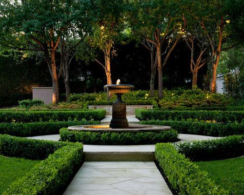 75 backyard formal garden design ideas