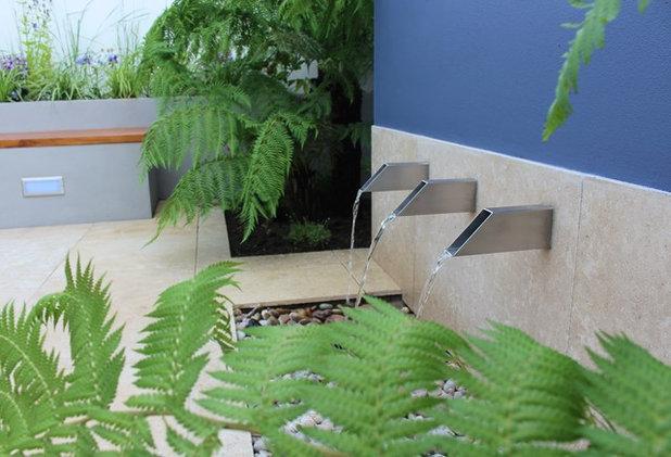 Contemporary Landscape by Kevin Dennis Designs / Cityscape Gardener