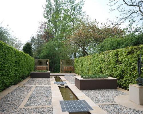 Contemporary formal garden design ideas renovations photos