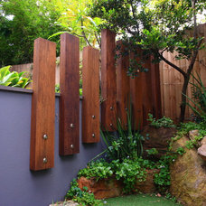 Contemporary Landscape by Harrison's Landscaping