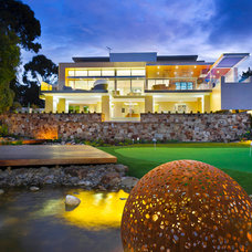 Contemporary Landscape by JJC Design P/L