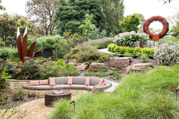 Современный Сад by The Garden Company