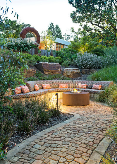 Awesome Contemporary Landscape by The Garden Company