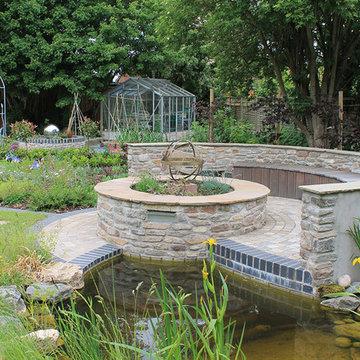 Wildlife Country Garden