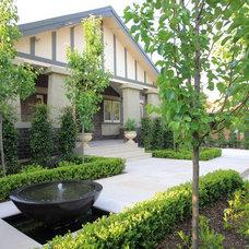 Contemporary Landscape by Secret Gardens