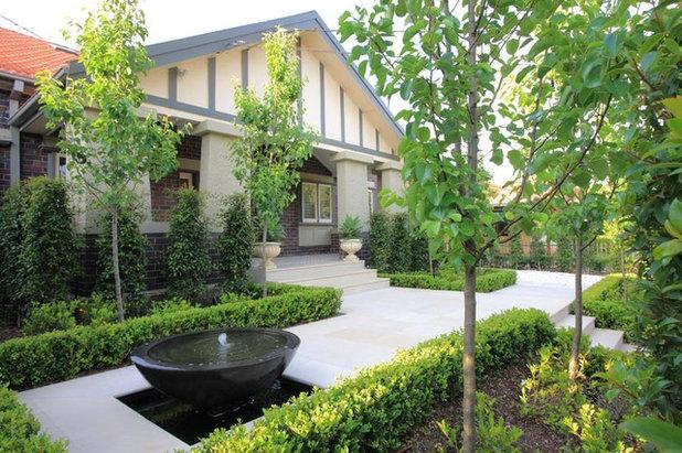 Contemporary Garden by Secret Gardens