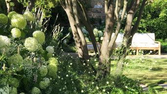 Wimbledon, large family garden 2