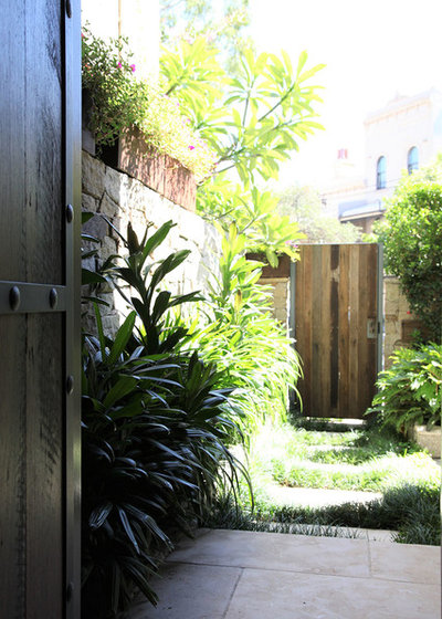Contemporary Garden by LGDesign