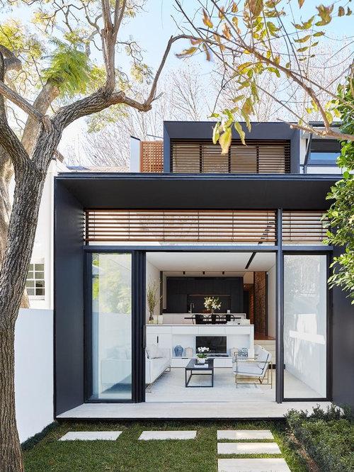 Modern Garden In Sydney.