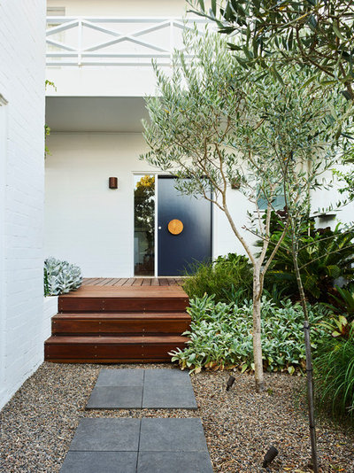 Contemporary Landscape by Think Outside Gardens