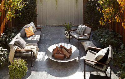 Room of the Day: An Indoor-Outdoor Space for Any Occasion