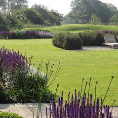 Yorkshire Countryside Family Garden