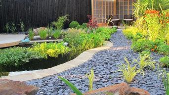 Zen Inspired Garden, Bradley Stoke