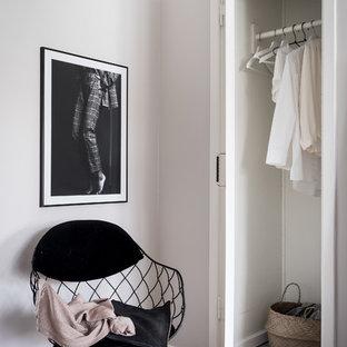Inspiration för små nordiska klädskåp för kvinnor