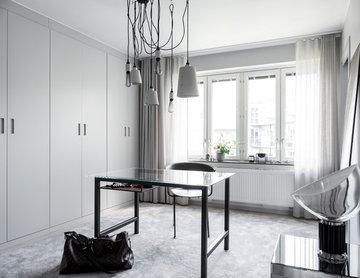 Contemporary Förvaring & Garderob