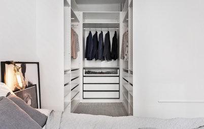 #YoMeQuedoEnCasa: Cómo doblar la ropa según la altura del cajón