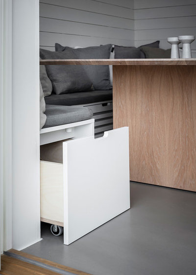 Scandinave Armoire et Dressing by Studio A3