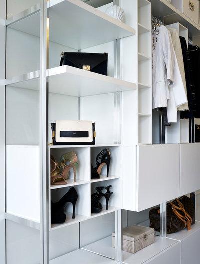 Contemporary Förvaring & garderob by OV Design