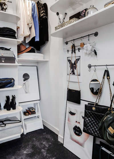 Scandinavian Closet by dream design sthlm