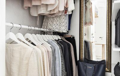 Lækre walk-in closets til alle typer hjem – jo, også til dit!