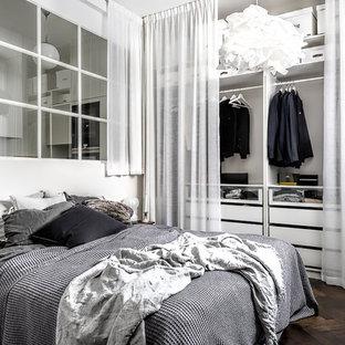 ヨーテボリの北欧スタイルのおしゃれな収納・クローゼットの写真