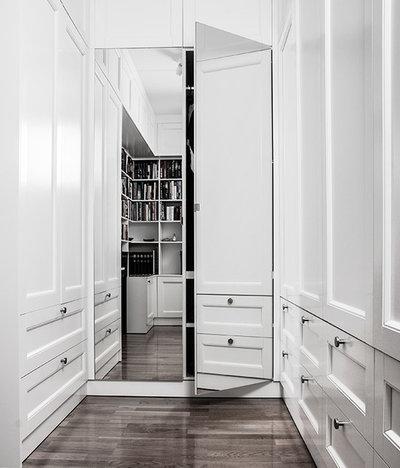 Viktoriansk Opbevaring & garderobe by Welander Design