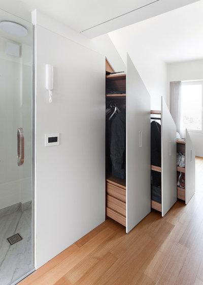 umbau einer 33 qm stadtwohnung in einem moskauer kommunehaus. Black Bedroom Furniture Sets. Home Design Ideas