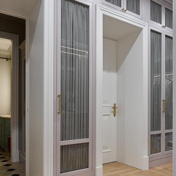 Фотосъемка интерьера апартаментов в центре Москвы для AD